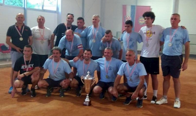 Boćari Labina - nakon 22 godine zasluženi povratak u Drugu hrvatsku boćarsku ligu