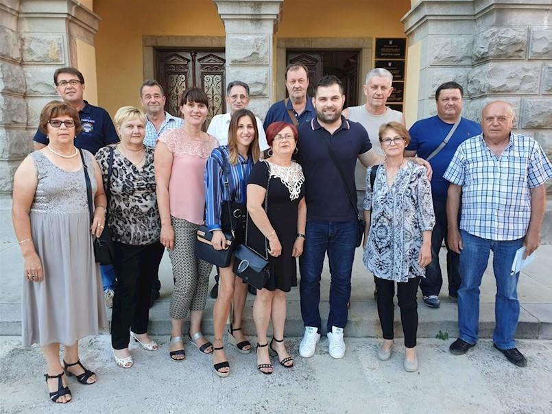 Konstituirano vijeće bošnjačke nacionalne manjine - predsjednik Ervin Mešanović