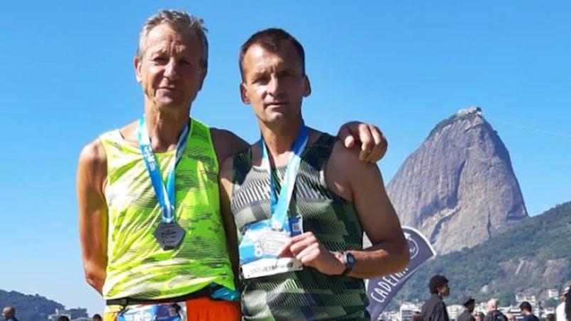Ivan Stanić istrčao maraton u Rio de Janeiru