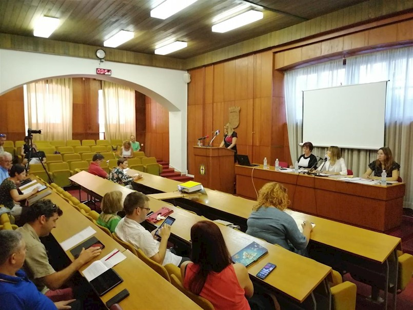 Službeno izvješće sa 25. redovne sjednice Gradskog vijeća Grada Labina