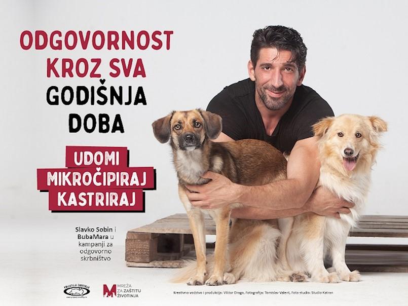 """Kampanja """"Obitelj na more, pas na ulicu?"""""""