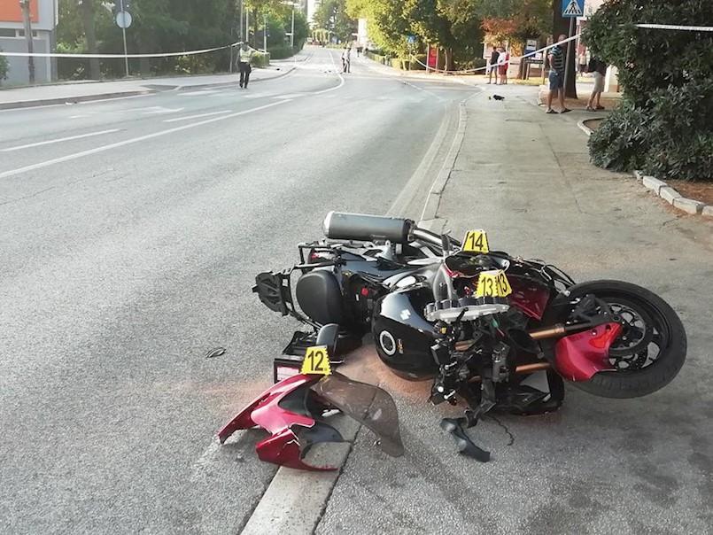 Epilog strašne prometne nesreće u Labinu: Snaha vidjela kako joj svekrva leži mrtva: 'Začuli smo urlike' | Motociklist se bori za život