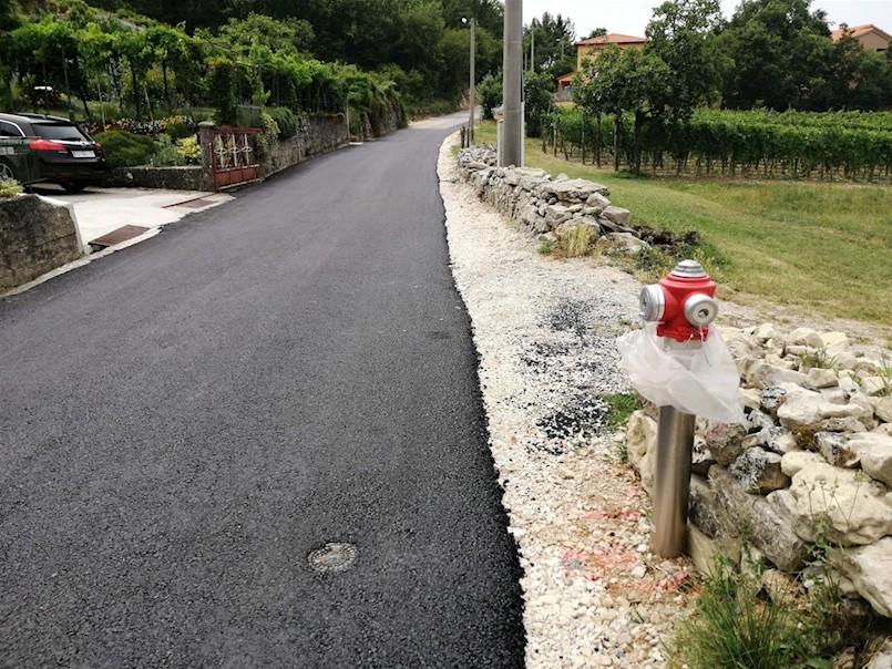 Završetak druge i početak treće faze radova na izgradnji vodoopskrbnog cjevovoda visoke zone Grada Labina