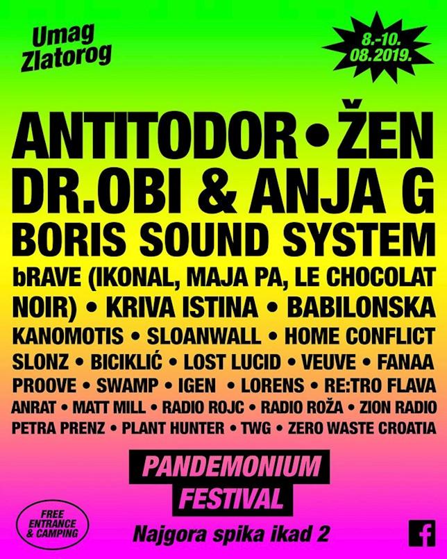 Četvrto izdanje Pandemonium festivala i ove godine u Umagu