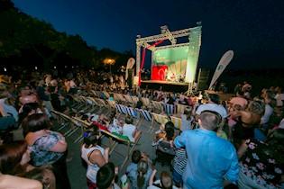 Princeze, cirkusanti i vrhunska glazba Rabac Open Air Festivala