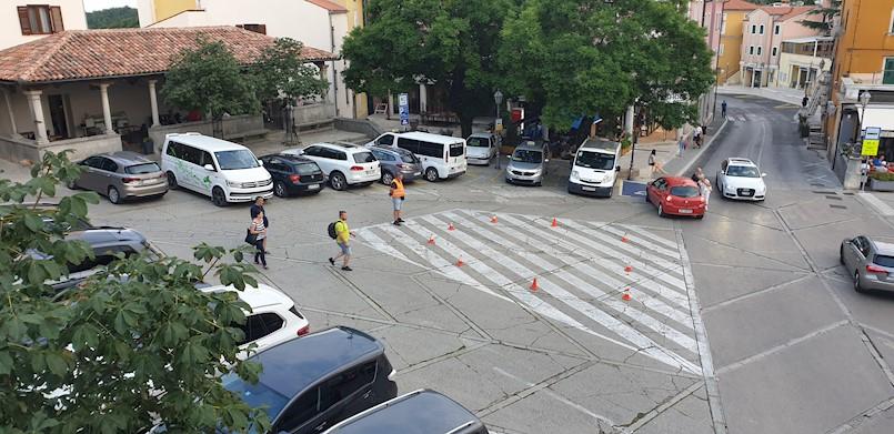 Roberta Juričić Bembić i Neel Rocco: Kaos u starom gradu Labinu