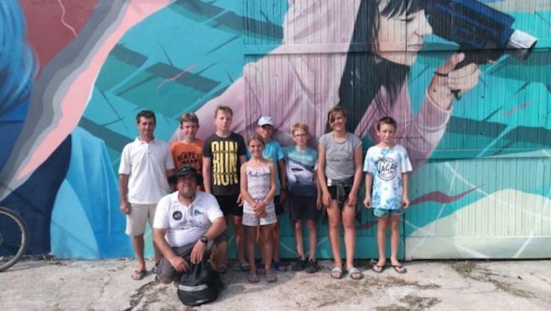 Najmlađi jedriličari JK Kvarner sudjelovali na regati u Poreču