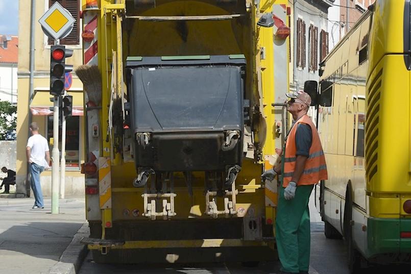 Labin treći u Istri po stopi odvojenog sakupljanja otpada