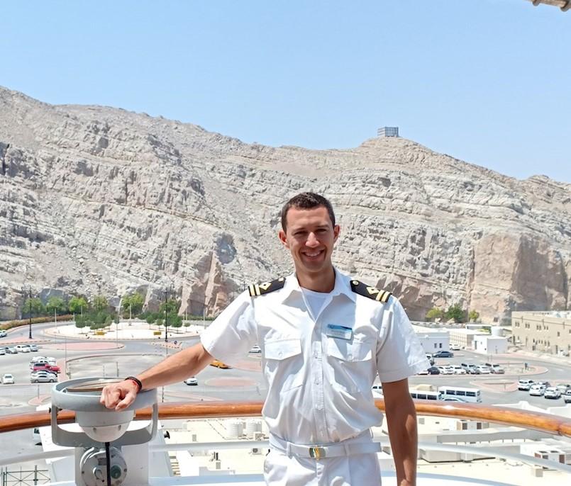 Antonio Blažina, 31-godišnji pomorac iz Drenja kod Labina, SUDJELOVAO JE U SPAŠAVANJU 111 MIGRANATA U GRČKOM MORU