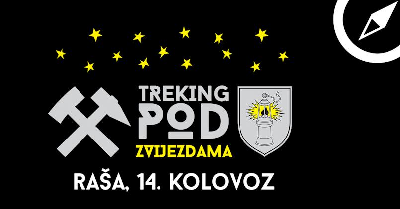 Treking pod zvijezdana na području Raše i okolice 14. kolovoza