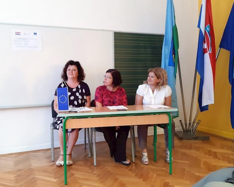 Svečano otvaranje obnovljene školske zgrade u Raši uz koncert Mije Dimšić