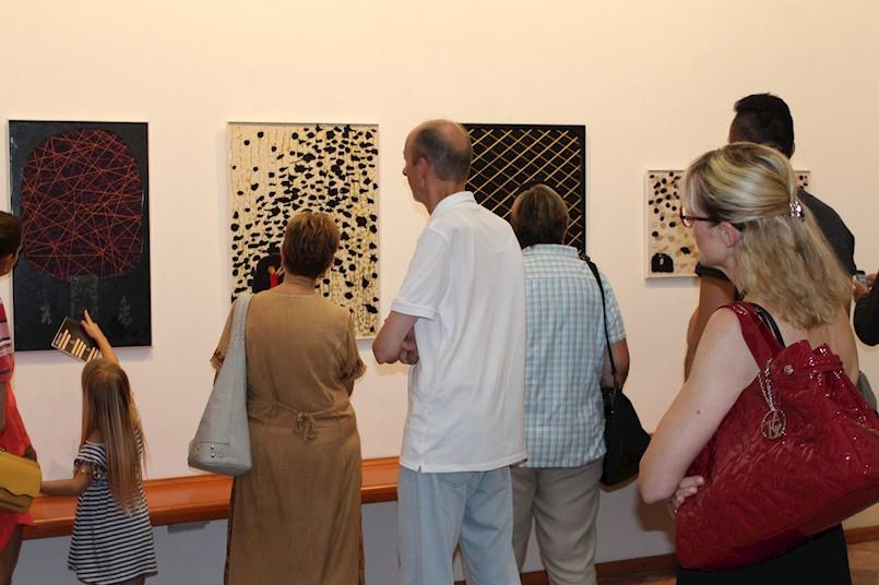 Premijerno predstavljanje umjetničkog rada mlade splitske umjetnice Ivane Puljić u Galeriji Alvona
