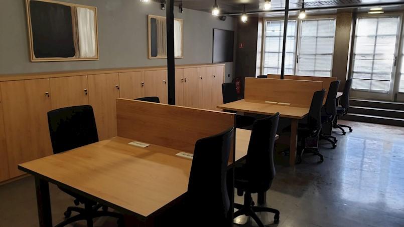 Četiri slobodna mjesta u coworking prostoru iznad Gradske knjižnice