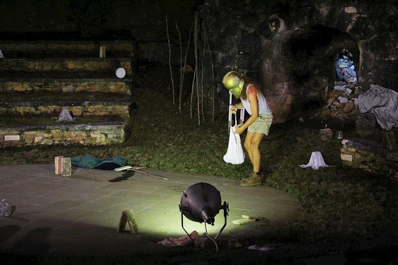 Staging a Play: Antigone u Parku skulptura Dubrova