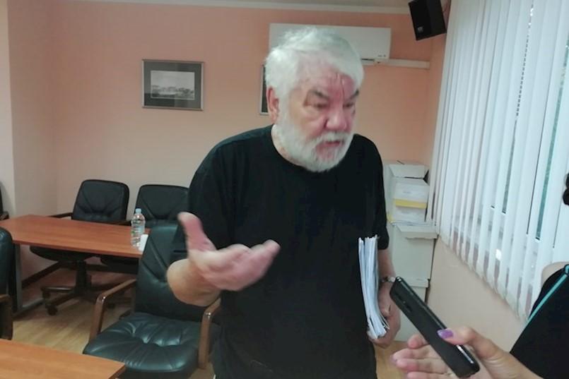 NEDEŠĆINA: Mario Blečić izašao iz Istarskih demokrata