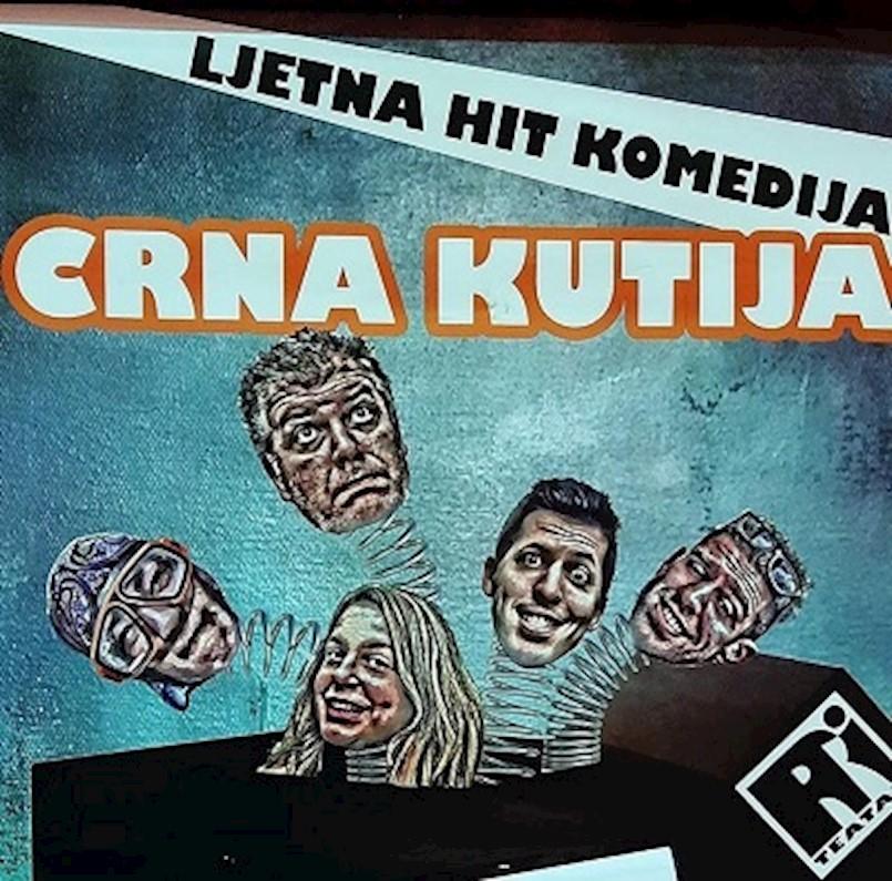 """U četvrtak na Špini hit komedija za odrasle """"Crna kutija"""""""