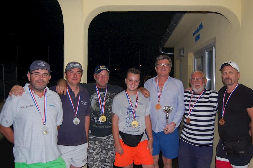 Održan sportsko-ribolovni Memorijal Elio, Sandro i Sado