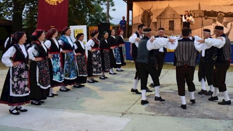 Središnja smotra narodne glazbe i plesa Istre u subotu u Raši