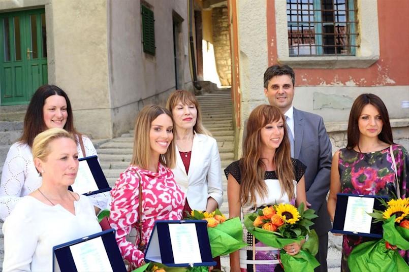 Svečano obilježen Dan grada Labina | Dodjeljena priznanja