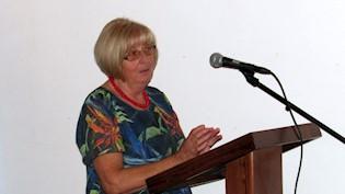 Željka Fonović promovirala svoju prvu zbirku poezije ''Škrinja od valori''
