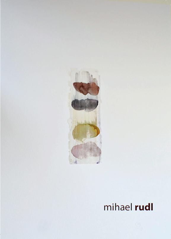 Samostalna izložba slovenskog umjetnika Mihaela RUDLA u Galeriji Alvona