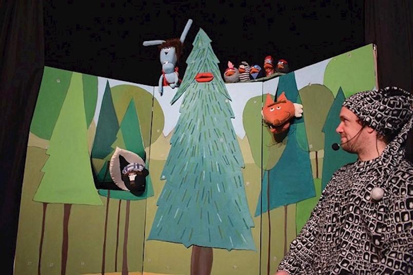 Ovoga petka predstava za naše najmlađe – Šumska Bajka