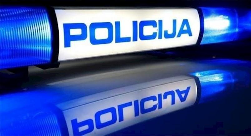 Protiv 20-godišnjeg vozača podignuta kaznena prijava zbog izazivanja prometne nesreće na cesti Vozilići - Plomin