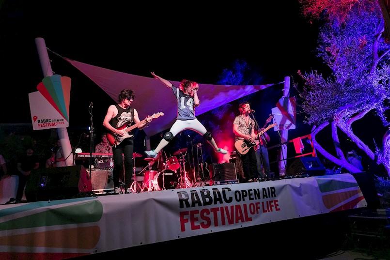 Spektakularna završnica Rabac Open Air Festivala uz The Stonese