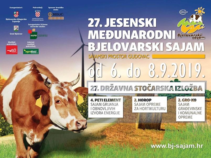 Općina Sveta Nedelja i Turistička zajednica općine Sv. Nedelja organiziraju izlet na Jesenski međunarodni Bjelovarski sajam