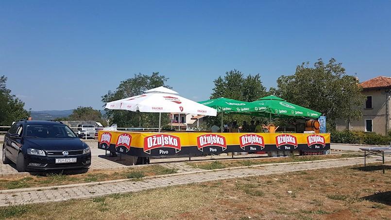 U Kršanu Moje selo – moja kumpanija