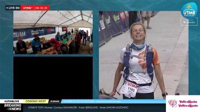 Nataša Rogić Jukopila (SRK Alba Labin) istrčala jednu od najtežih i najsurovijih utrka na svijetu Ultra trail du Mont Blanc za 40 sati i 22 minute kao drugi trkač iz Hrvatske i prva žena