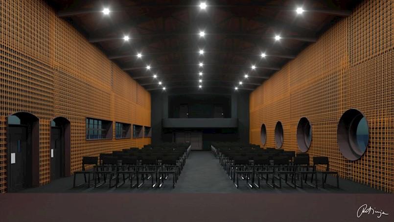 Započinje preuređenje zgrade nekadašnjeg kina u Raši