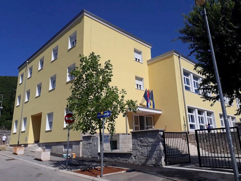 Svečano otvorenje obnovljene raške škole uz Miju Dimšić