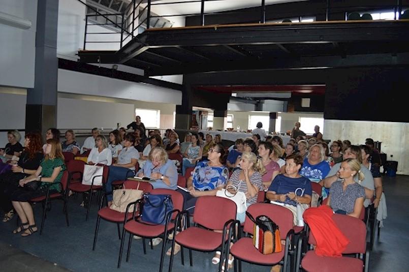 U Labinu održano usavršavanje za školske knjižničare Istarske i Primorsko-goranske županije