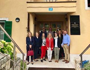 Delegacija Odbora za Europsku povelju za regionalne i manjinske jezike Vijeća Europe posjetila Općinu Kršan