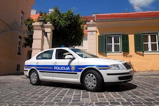 18-godišnjak osimnjičen za 5 kaznenih djela - provaljivao u školu i veterinarsku stanicu