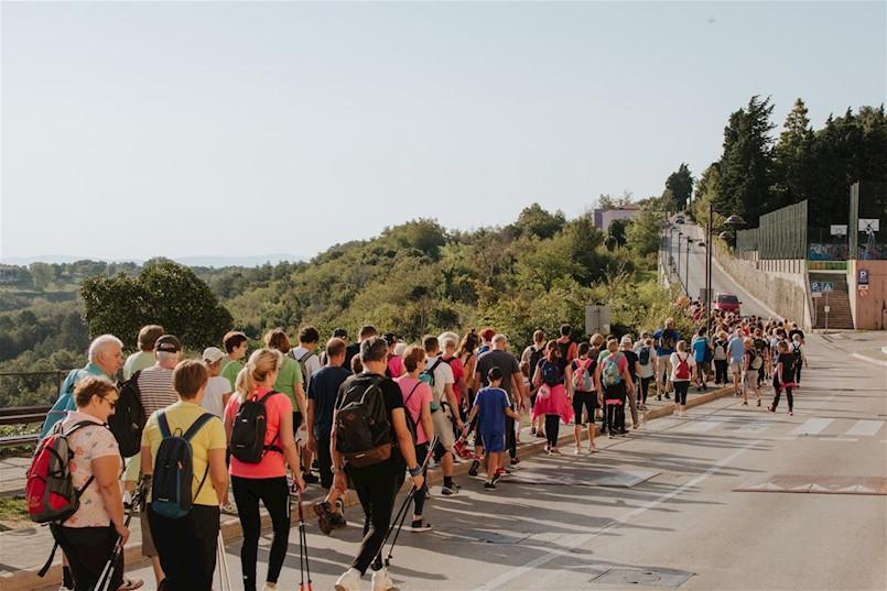 Otvorene prijave za pješačenje povodom Europskog tjedna mobilnosti