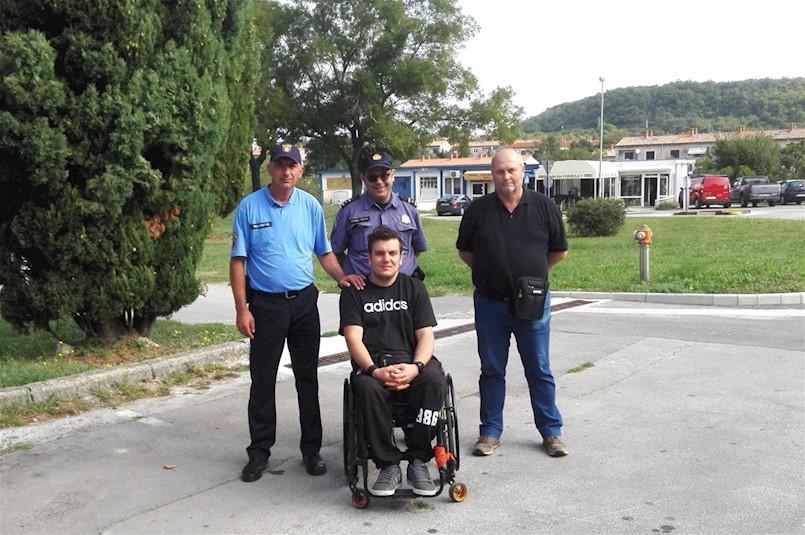 Kontrola parkirnih mjesta za osobe s invaliditetom prošla bez većih kažnjavanja