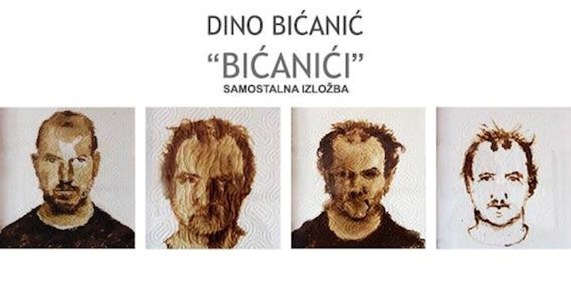 Dino Bićanić izlaže u Gradskoj galeriji Labin