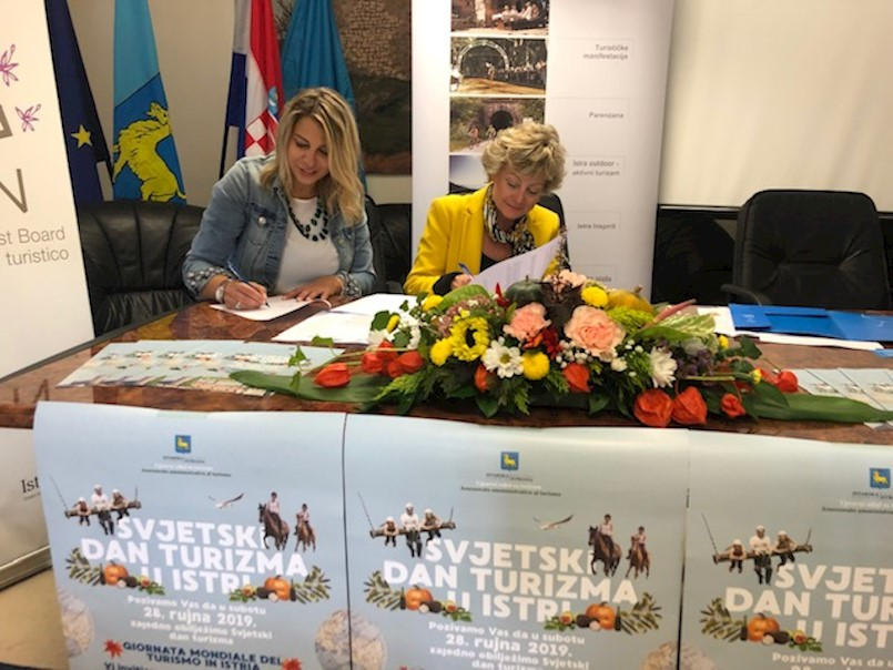 Turistička zajednica Općine Kršan i Visoka škola za komunikacijski menadžment ''Edward Bernays'' potpisale ugovor o suradnji