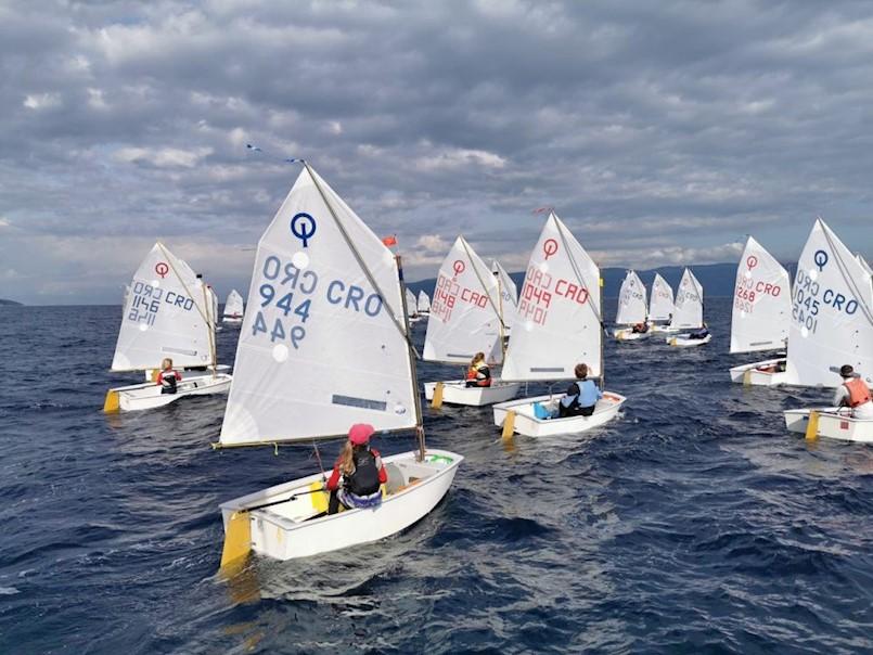 Održana tradicionalna Rabačka regata i Laser Rabac Cup za 2019. godinu