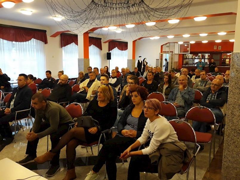 Maratonska prezentacija u Raši: Tri sata odgovarali na sva pitanja o odvodnji za Aglomeraciju Labin-Raša-Rabac