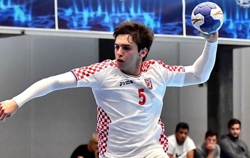 Fran Mileta novi je hrvatski rukometni seniorski repezentativac!