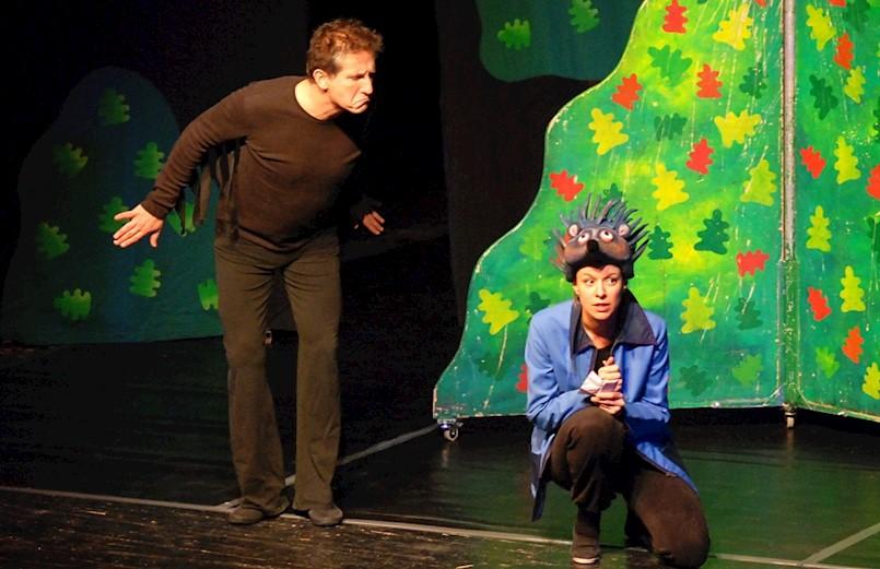 U nedjelju kazališna predstava za djecu ''Ježeva kućica''