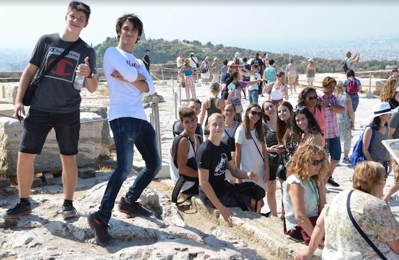 """Izvještaj s 3. međunarodnog sastanka Erasmus+ KA2 """"Make a smart choice"""" projekta - Pirej, Grčka"""