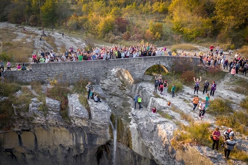 [POZIV] Pješačenje na slap Sopot 19. listopada 2019. godine