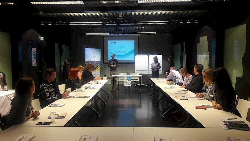 Zaključci fokus grupe EU projekta RECOLOR: Labin uspješan primjer sinergijskog promišljanja održivog turizma