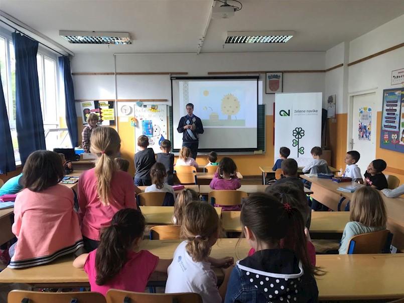 Zelene navike: Educirano više od 450 učenika osnovnih škola Labinštine