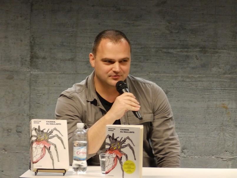 Kristian Novak oduševio labinsku publiku