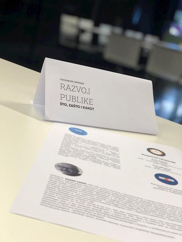 """U Labinu održana radionica """"Razvoj publike"""" u sklopu izrade nove kulturne strategije"""